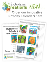 Calendars from Fundraising Creations