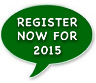 Register now for 2015